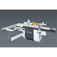 Комбинированный станок Robland NLX TZ пила-фрезер, подрезная пила, каретка 2500 мм, форматный стол, 2 мотора по 5 кВт