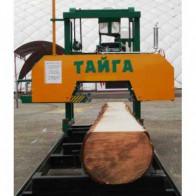 Ленточная пилорама «Тайга Т-3Б»